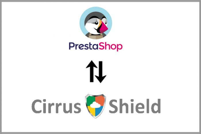 Case study: Prestashop / Cirrus Shield